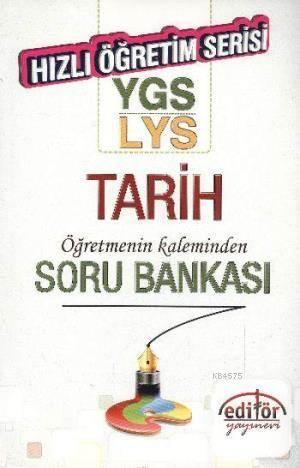 YGS - LYS Hızlı Öğretim Öğretmenin Kaleminden Soru Bankası