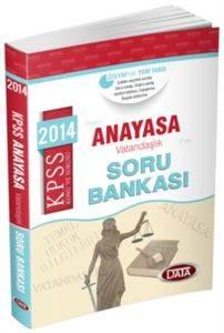 Data KPSS Anayasa Soru Bankası 2014