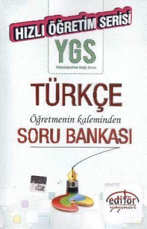 Hızlı Öğretim YGS Türkçe; Öğretmenin Kaleminden Soru Bankası