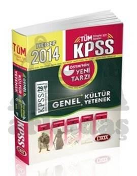 2014 KPSS Tüm Adaylar İçin Genel Yetenek Genel Kültür