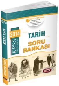 KPSS DATA Tarih Soru Bankası 2014