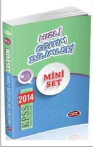 Kpss Hızlı Eğitim Bilimleri Mini Set 2014