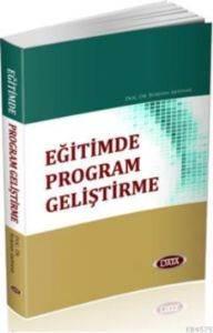 Eğitimde Program Geliştirme / Doç.Dr. Burhan AKPINAR