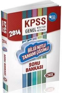 Data Kpss G.Y-G.K  Bilgi Notlu Tamamı Çözümlü Soru Bankası 2014