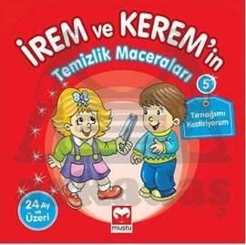İrem ve Kerem'in Temizlik Maceraları 5 - Tırnağımı Kestiriyorum