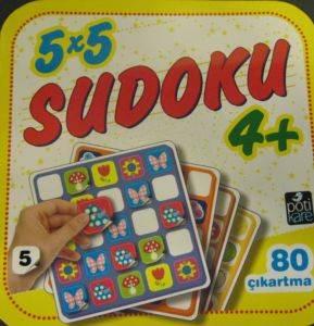 5X5 SUDOKU 4+ (5)