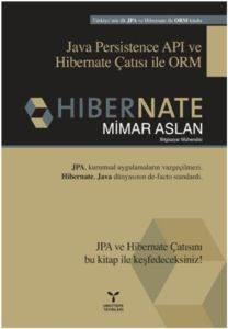 Hibernate Java Persistence API ve Hibernate Çatısı ile ORM