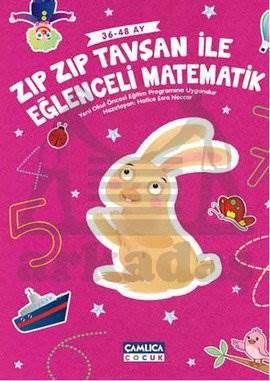 Zıp Zıp Tavşan İle Eğlenceli Matematik