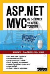 Asp.Net Mvc İle E-Ticaret Ve İçerik Yönetimi (1.Baskı)