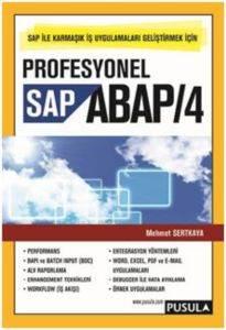 Profesyonel Sap Abap/4