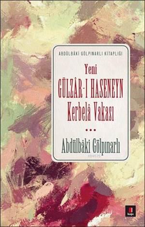 Gülzar-ı Haseneyn-Kerbela Vakası