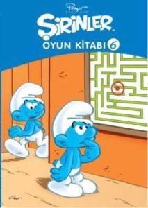 Şirinler Oyun Kitabı 6