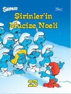 Şirinler 23 - Şirinler'in Mucize Noeli