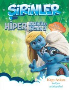 Şirinler - Hiper Aktivite Kitabı 2
