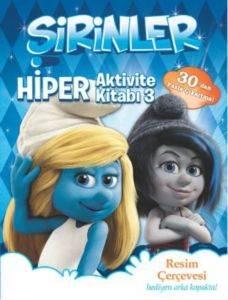 Şirinler - Hiper Aktivite Kitabı 3