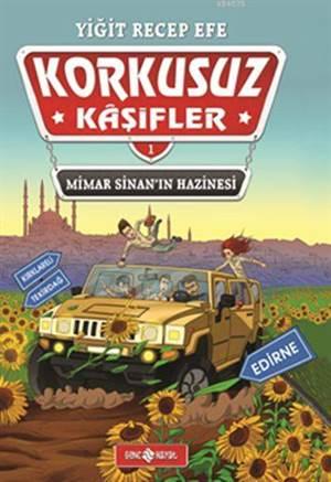 Mimar Sinan'ın Hazinesi; Korkusuz Kâşifler 1