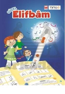 Güzel Elifbam (Ting Kalemli - Ciltli)