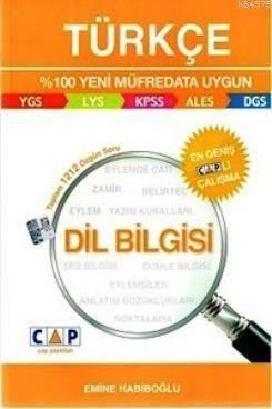 Türkçe Dil Bilgisi 2015