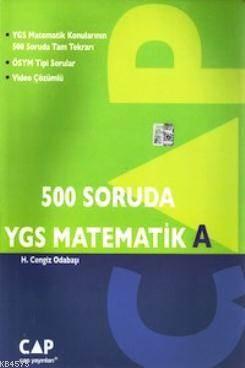 Ygs 500 Ygs Matematik A
