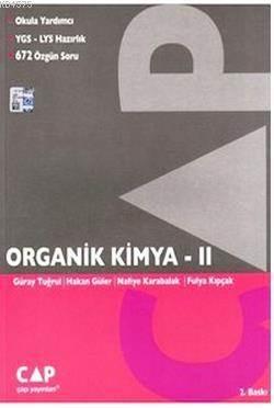 Organik Kimya 2 -2015