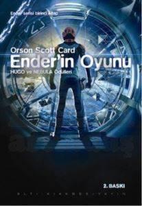 Ender'in Oyunu - Ender Serisi 1.kitap