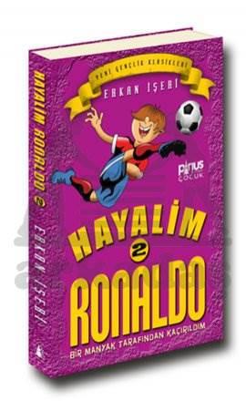 Hayalim Ronaldo 2 Bir Manyak Tarafından Kaçırıldım