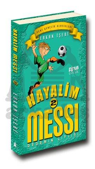 Hayalim Messi 2 Dedemin Çiftliği