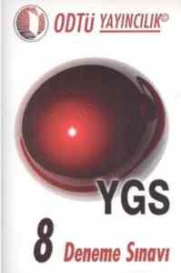 Odtü YGS 8 Deneme Sınavı