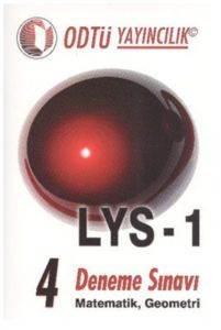 Odtü LYS-1 4 Deneme Sınavı Matematik-Geometri