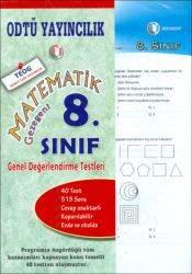 Matematik Gez. 8. Sınıf Değerlendirme Testi