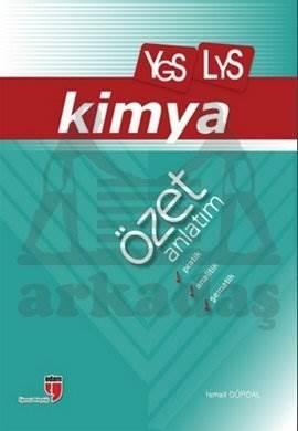 YGS-LYS Kimya Özet Anlatım