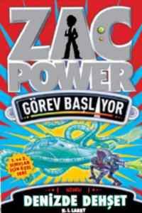 Zac Power Görev Başlıyor B - Denizde Dehşet