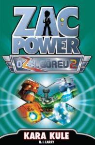 Zac Power Özel Görev 2 - Kara Kule