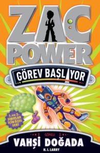 Zac Power Görev Başlıyor Serisi-C: Vahşi Doğada