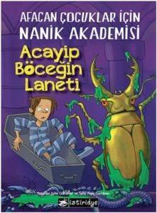 Afacan Çocuklar İçin Nanik Akademisi-2: Acaip Böceğin Laneti