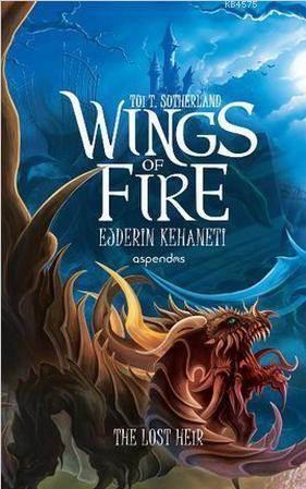 Wings Of Fire Ejderin Kehaneti