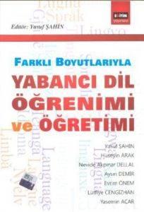 Yabancı Dil Öğrenimi ve Öğretimi