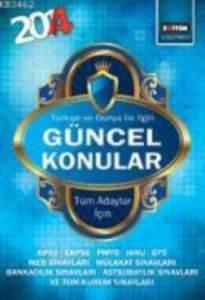 Türkiye Ve Dünya İle İlgili Güncel Konular 2014