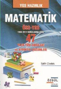 49 Yılın YGS Matematik Soruları ve Ayrıntılı Çözümleri