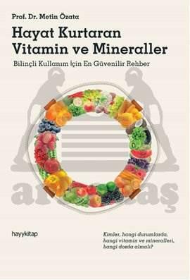 Hayat Kurtaran Vitamin ve Mineraller