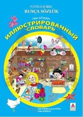 Popüler Resimli Rusça Sözlük