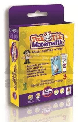 6. Sinif Taktik Matematik Akilli Kartlar Oyunu