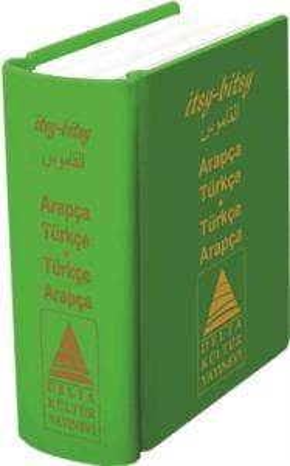 İtsy – Bitsy Arapça-Türkçe & Türkçe-Arapça Mini Sözlük