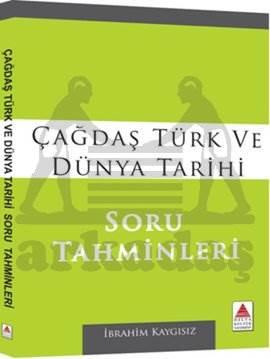 Çağdaş Türk ve Dünya Tarihi Soru Tahminleri