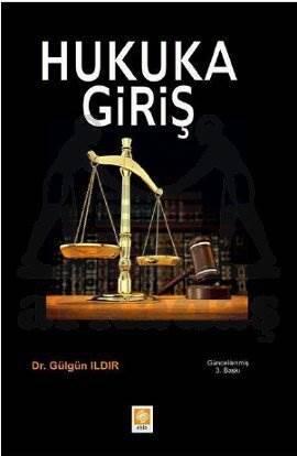 Hukuka Giriş-G.İldir