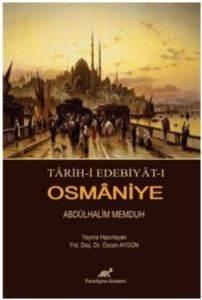 Tarihi Edebiyatı Osmaniye