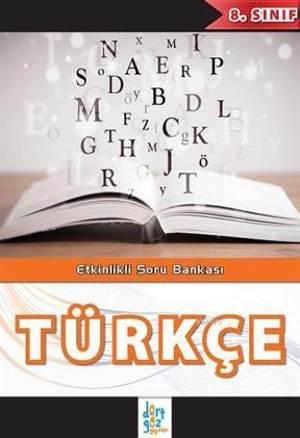 8. Sınıf Türkçe - Etkinlikli Soru Bankası