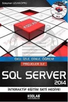 Projeler İle SQL Server 2014