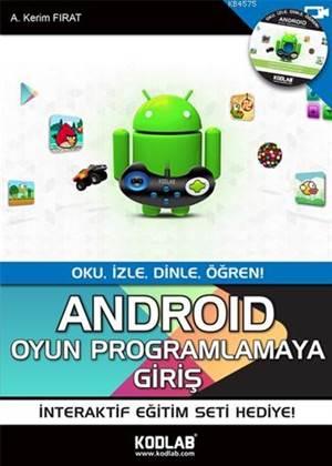 Android Programlamaya Giriş