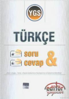 YGS Türkçe Soru - Cevap 2013; Test, Doğru-Yanlış, Boşluk Doldurma, Karşılaştırma Ve Eşleştirme Etkinlikleri